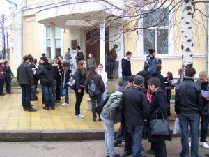 Краят на състезанието в ГЧЕ - 30-03-2011